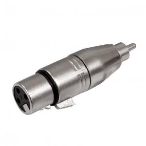 Audio adapter XLR-3FRCAM