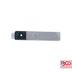 Rezervni nož za skalpel 18 mm, 10 komada