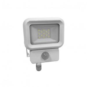 LED reflektor sa PIR senzorom 10W LRF019ESW-10/WH