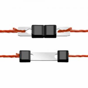 Litzclip konektori za žicu za električni pastir
