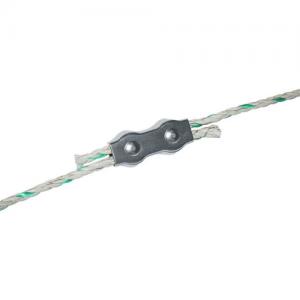 Spojnica za žicu 2mm za električni pastir