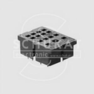 PCB podnožje za relej F9414