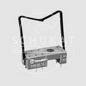 PCB podnožje za releje F95152