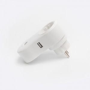 Wifi pametna utičnica sa USB ulazom