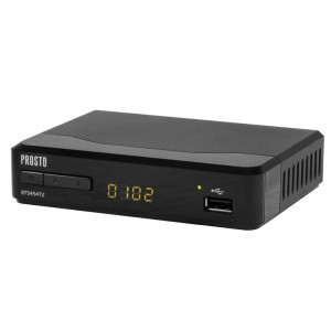 DIGITALNI  DVB-T2 HD RISIVER RT5454T2