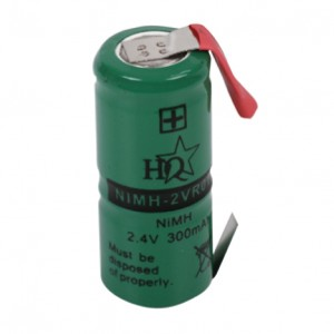 Akumulator za alate 2,4V 300 mAh NIMH-2VR011