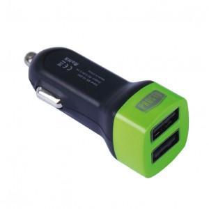 USB PUNJAČ IZ UPALJAČA AUTOMOBILA 2.1A C04