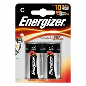 Energizer alkalne baterije C ENR-LR14/2BL