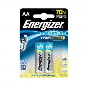 Energizer alkalne baterije AA ENR-LR06MAX/2BL