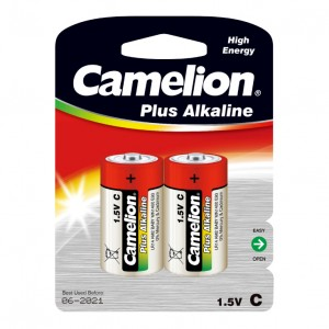 Camelion alkalne baterije C CAM-LR14/BP2