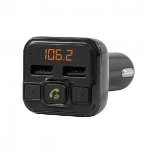 BLUETOOTH FM TRANSMITER I USB AUTO PUNJAČ BT63