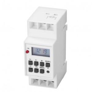 Digitalni vremenski prekidač 3600W DT-DIN2