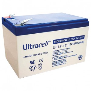 Žele akumulator Ultracell 12 Ah 12V/12-Ultracell