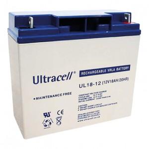 Žele akumulator Ultracell 18 Ah12V/18-Ultracell