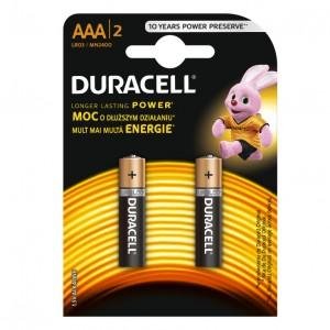 Duracell alkalne baterije AAA DUR-LR03/BP2