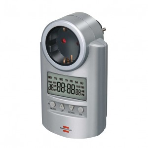 Digitalni vremenski prekidač 3680W 1507500