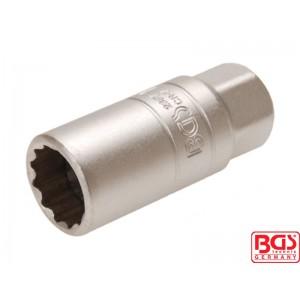 """Ključ za svećice sa gumom 3/8"""", 18 mm"""