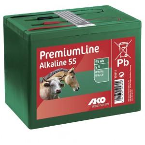 Alkalni akumulator 9 V 120 Ah za elektro pastire IN 350522