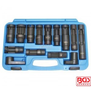 Set ključeva za senzor kiseonika, 14-delni