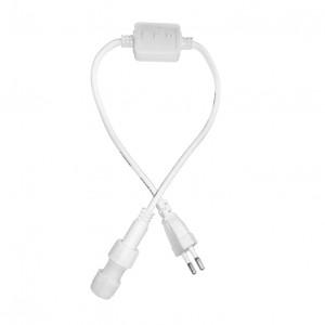 Napojni kabel za LED crevo SVC-PK13