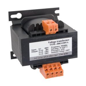 KONTROLNI TRANSFORMATOR EVT5-500VA 400V/110V-48V-24V