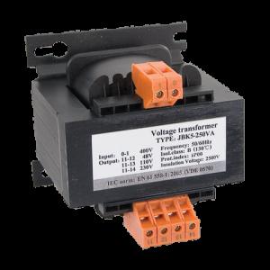 KONTROLNI TRANSFORMATOR EVT5-250VA 400V/24V-12V