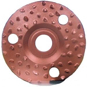 Disk za obradu papaka 115 mm