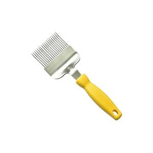 Pčelarska viljuška 16 + nož, Inox