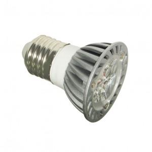 LED SIJALICA SPOT TOPLO BELA 3x1W LSP31WW-E27/3