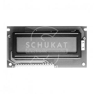 LCD displej 2x20 DEM20231SYH-PY