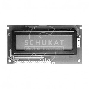 LCD displej 4x20 DEM20486SYH-LY