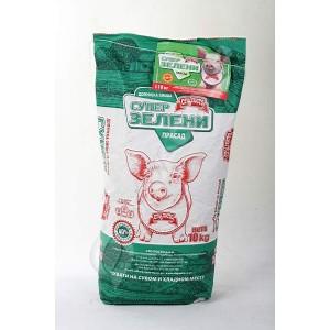 100% SUPER ZELENI 40% 10kg