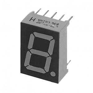 LED displej 7 seg. 13.2 mm katodni LTS547AHR