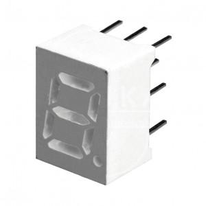 LED displej 7 seg. 7 mm katodni ELS325SURWA/S53