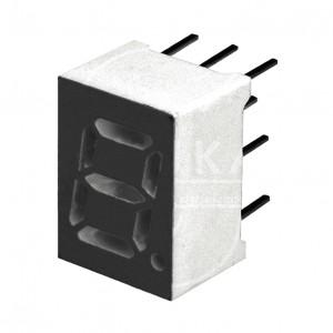 LED displej 7 seg. 10 mm katodni LTS4301WC