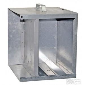 Metalna kutija za elektro pastire IN44656