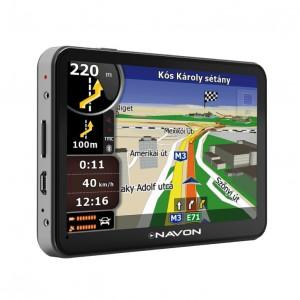 "GPS NAVIGACIJA NAVON 5"" EUROPE N670igo8FEU"