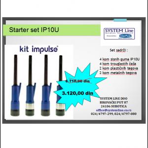 STARTER SET IP10U