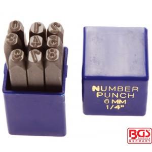 Brojevi za ukucavanje 2mm